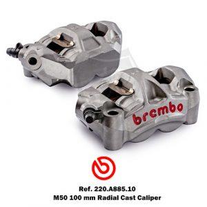 BREMBO M50 RADIAL CALIPER 100MM